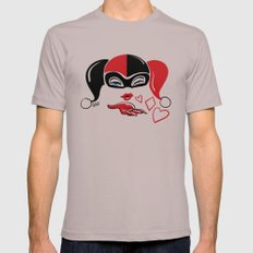 Harley Kiss 2X-LARGE Cinder Mens Fitted Tee