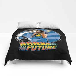 Bark to the Future Comforters