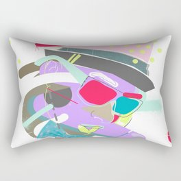 A-Lister. Rectangular Pillow