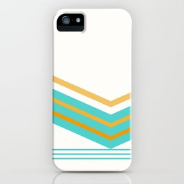 Mid Century No. 4 iPhone Case