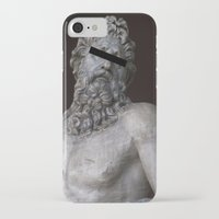 anonymous iPhone & iPod Cases featuring Anonymous by Logan Amick