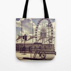 The Brighton Wheel Tote Bag