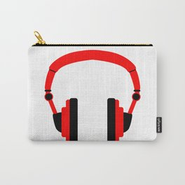 Pair Of Headphones Carry-All Pouch
