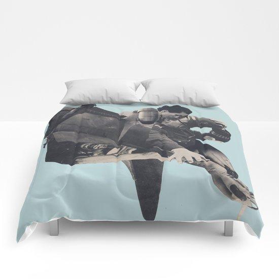 The Rushing Fog Comforters