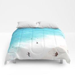 people of the sea Comforters