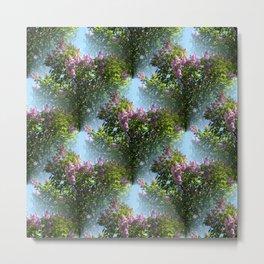 Lilac Love.... Metal Print