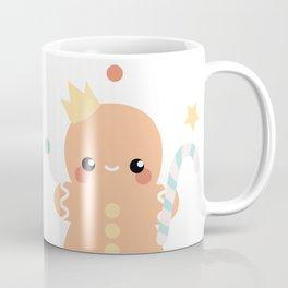 Kawaii Gingerbread Coffee Mug