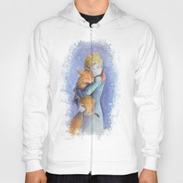 The little Prince and the fox Hoody