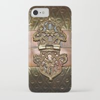 sansa stark iPhone & iPod Cases featuring Sansa by The Brass Clasp