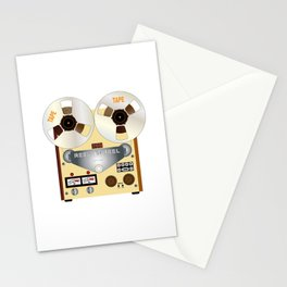 Rel To Reel Stationery Cards