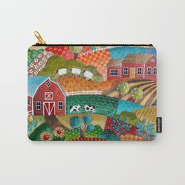 BONNIE DOON HILLS Carry-All Pouch