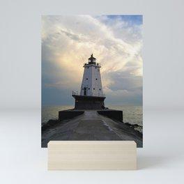 Backlit Beauty Mini Art Print