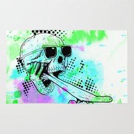 Skater Deadication Rug