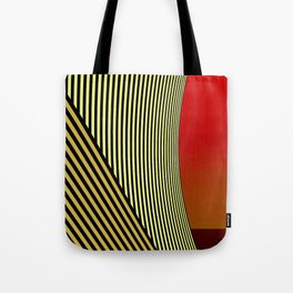 all about timing Tote Bag