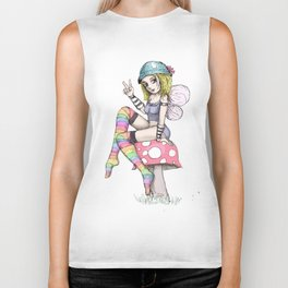 another fairy (shirts!) Biker Tank