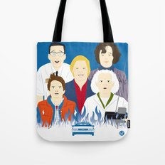 1985 (Faces & Movies) Tote Bag