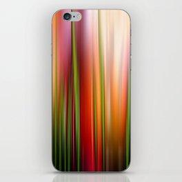 Heißer Sommer. iPhone Skin