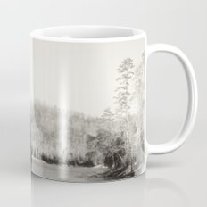 Black & White Lake Mug