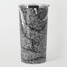 Beasts Travel Mug