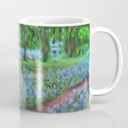 Monet's Garden AC20110715a Coffee Mug