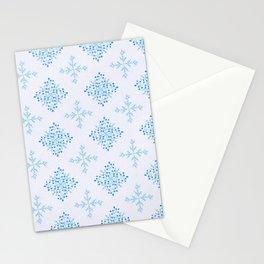 Noël les étoiles Stationery Cards