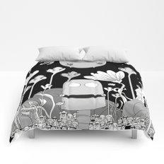 Monsterland Comforters
