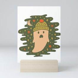 Winter Ghost Mini Art Print
