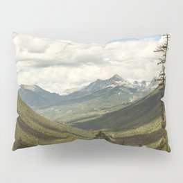 The Great Green Unknown Pillow Sham
