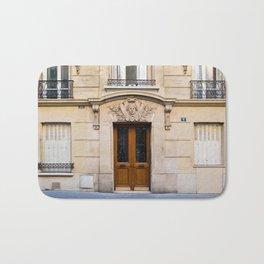 PARIS DOORS: NO. 6 (Paris, France) Bath Mat