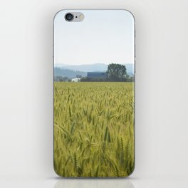 Country Fields iPhone Skin