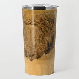 Amos . detail Travel Mug