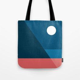 Geometric Landscape 08 Tote Bag