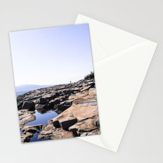 Alone in Acadia Stationery Cards