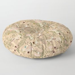 Foraged Floor Pillow