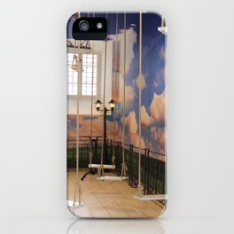 Swings and Dreams iPhone Case