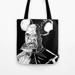Vador Mouse Unmasked Tote Bag