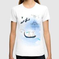 voyage T-shirts featuring VOYAGE by Rash Art