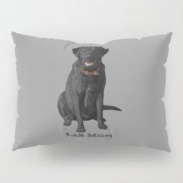 Dog Mom Black Labrador Retriever Pillow Sham