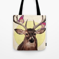 Butterfly collector Tote Bag