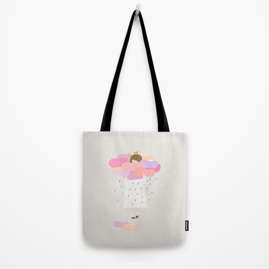 The sweet clouds Tote Bag