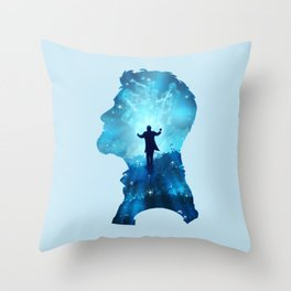Dream  Conductor Throw Pillow