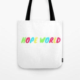 BTS J-HOPE HOPE WORLD Tote Bag