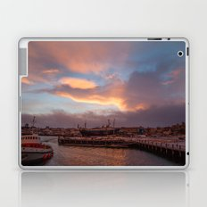 Old Harbour Laptop & iPad Skin