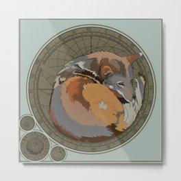 Encircle Metal Print