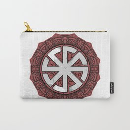 Pagan Sun symbol Carry-All Pouch