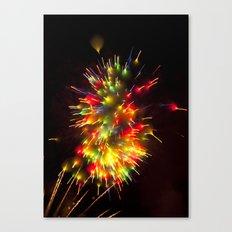 Efflorescence 10 Canvas Print