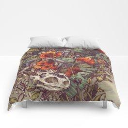 Robo Tortoise Comforters