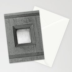 Three Squares a Day  Stationery Cards