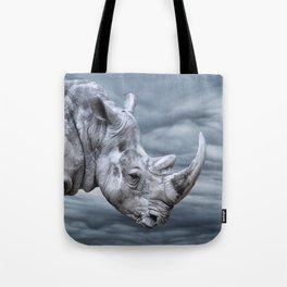 Thunder Rhino Tote Bag