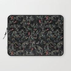 Wolf Pack Pattern Laptop Sleeve
